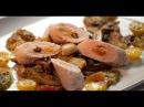 Рулетики из телятины с соусом из киви и папайи Мясо. От филе до фарша