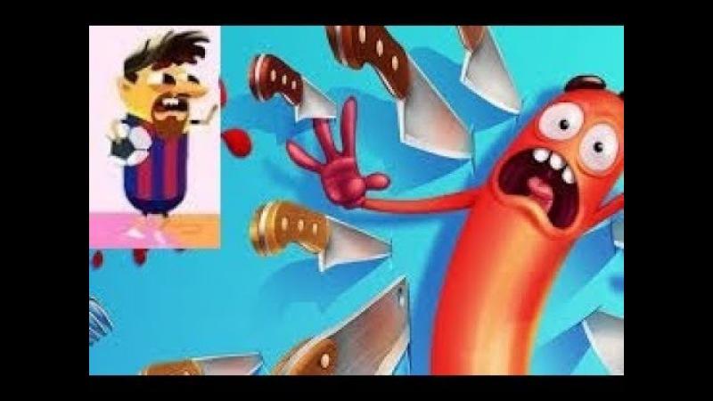 СПОРТИВНЫЕ СКИНЫ в игре Беги, сосиска, беги!-Run Sausage Run!