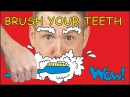 Steve Brush your Teeth English Stories for Kids Steve and Maggie with Bobby Wow English TV