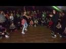 Ksen Di vs Лавери(win) 1/8 Dancehall Robot Wine vol.1