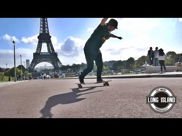 Long Island Longboards I The next generation in Paris