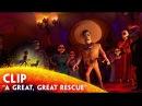 'A Great, Great Rescue Clip - Disney/Pixar's Coco
