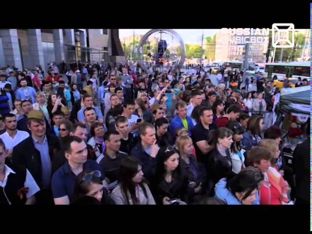 MUSICBOX TIME в ТРЦ Европейский 9 мая 2015 - Николай Тимофеев