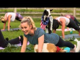 Goat Yoga with Kellie and Ben - Pickler &amp Ben
