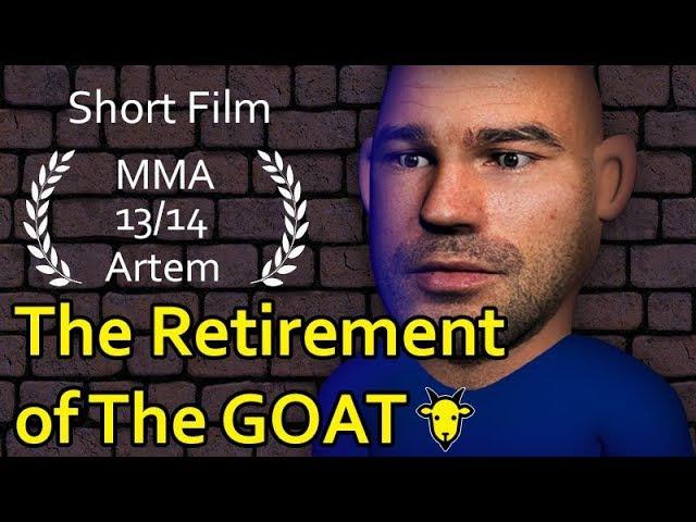 The Retirement of The GOAT Artem Lobov Short film