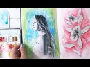 Portrait Drawing Time lapse How Perfectionism Harms Artists Sketchbook Sunday Episode 5