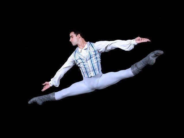 The Amazing Rolando Sarabia