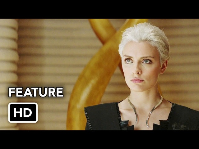 KRYPTON Syfy Epic In Scale Featurette HD Superman prequel series