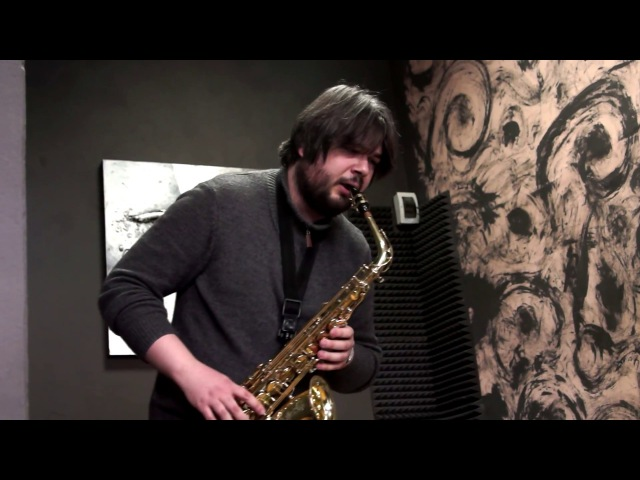 SO AMAZING - LUTHER VANDROSS - SAXOPHONE COVER