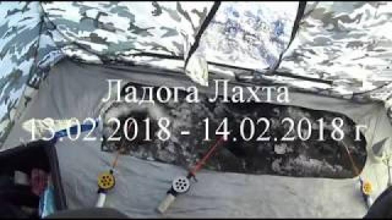 Ладога Лахта 14. 02. 2018