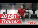 Кардио для похудения: 10-минутная тренировка для быстрого сжигания жира на животе. 10 Minute Trainer Workouts To Lose Belly Fat Fast! Part 1 of 3 Weight Loss Cardio Workout HASfit