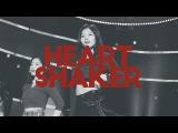 171214 SBS Family Concert with Friends  heart shaker TWICE SANA