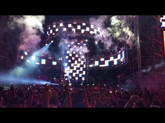 Pendulum LIVE / Dreambeach Villaricos 2017