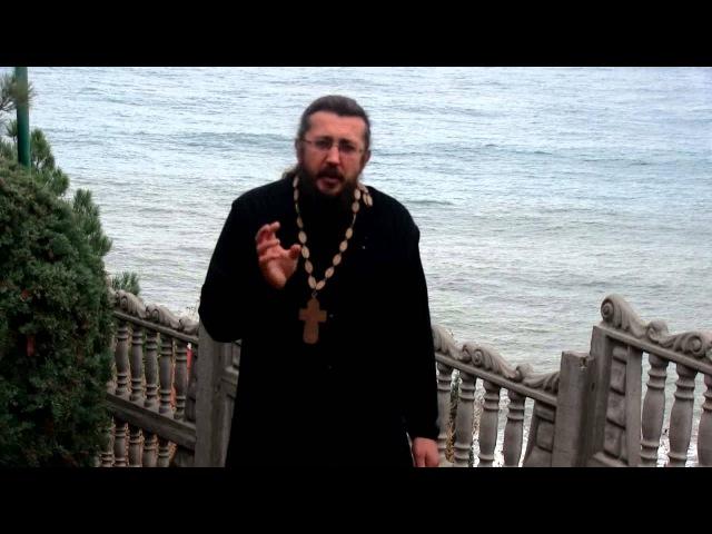 Как бороться со страстью курения. Священник Игорь Сильченков.
