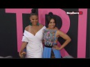 Sanaa Lathan, Regina Hall, Kate Walsh at 'Girls Trip' LA premiere