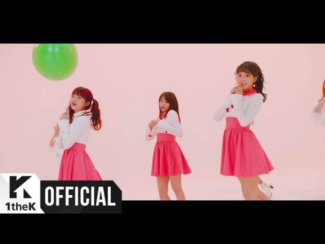 MV Dance Ver.   Honey Popcorn (허니팝콘) - Bibidi Babidi Boo (비비디바비디부)