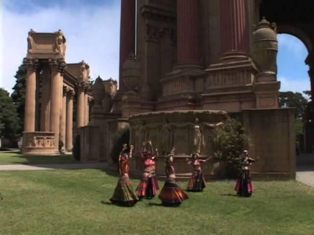 FatChanceBellyDance® Palace of Fine Arts Tribal Style