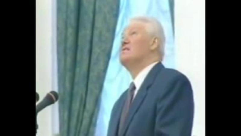 Ельцин Колхозный панк клип