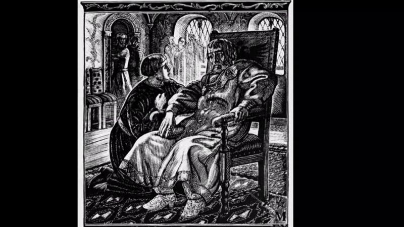 Буктрейлер к произведению «Пророк» А.С.Пушкин