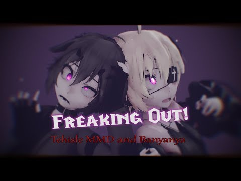 【MMD♡】 ▌Freaking out ▌ Motion by Tehisle and Banyanya - Limited