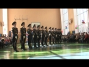 Кремлевские курсанты у нас в гостях
