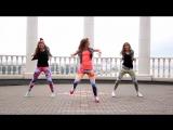 Мы научим тебя круто танцевать - Dancehall choreo Лелька Крук - Dynamic Dance