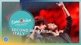 Ermal Meta e Fabrizio Moro - Non Mi Avete Fatto Niente - Exclusive Rehearsal Clip - Italy