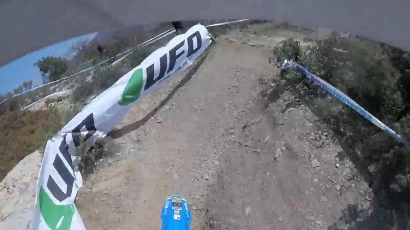 ANDREA VERONA 99 Extreme Test Assoluti dItalia Enduro Sanremo GoPro