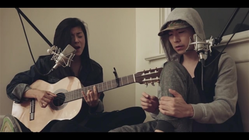 Calvin Harris Disciples How Deep is Your Love Cover by KRNFX x Daniela Andrade