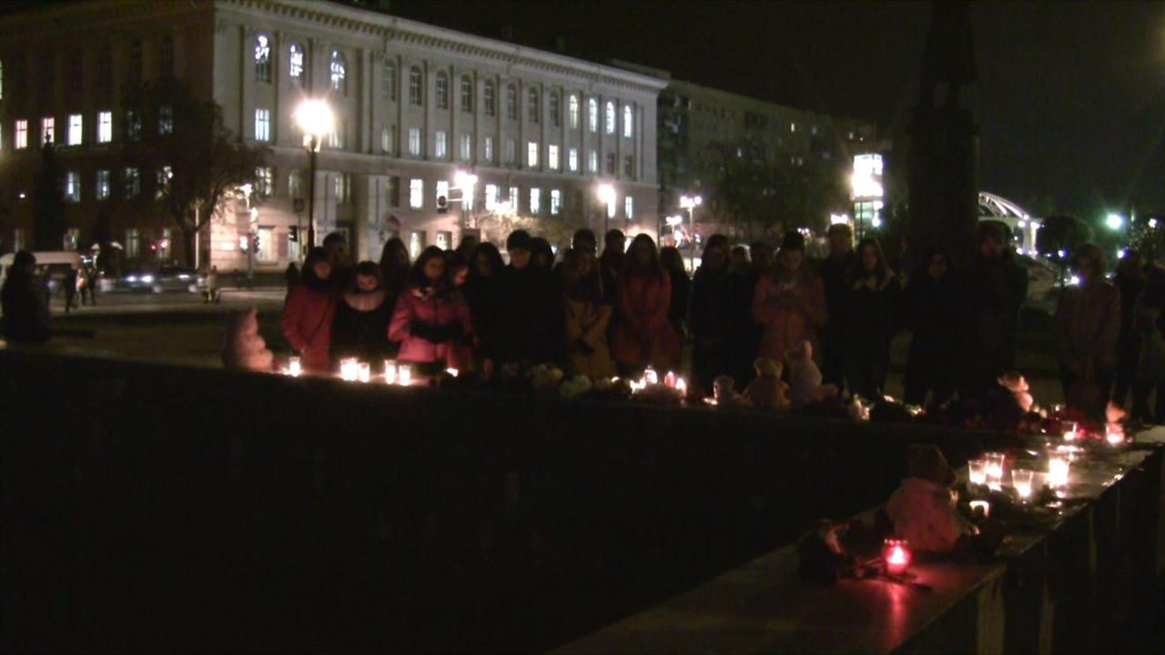 В Курске проведут акцию памяти жертв авиакатастрофы в Подмосковье
