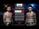 UFC 189: Pickett vs Almeida