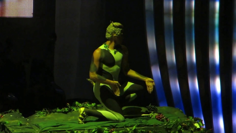 Nikolai Tsiskaridze Ilze Liepa LAprès midi dun Faune de Debussy