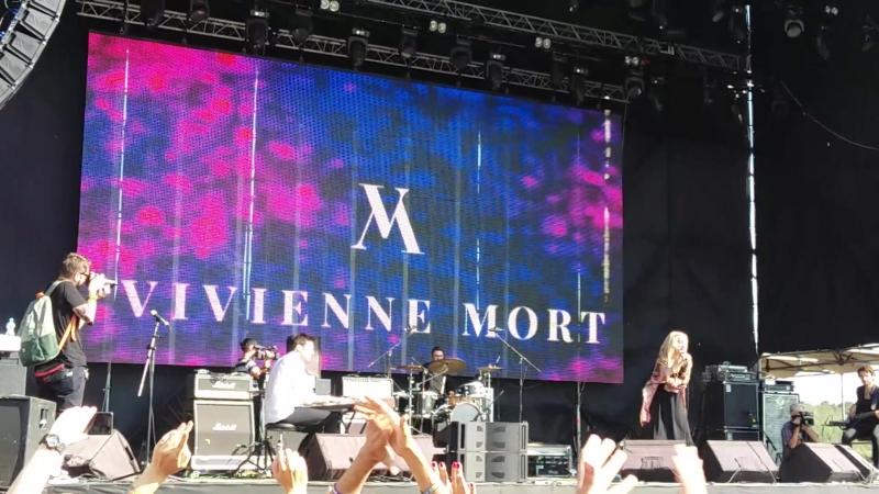 Vivienne Mort - Сліди твоїх маленьких рук. Zahidfest 2017