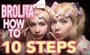 How to BROLITA ♂ MALE Lolita Tutorial  10 STEPS for Beginners with Kisamake