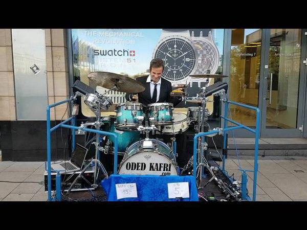 El mejor baterista del mundo