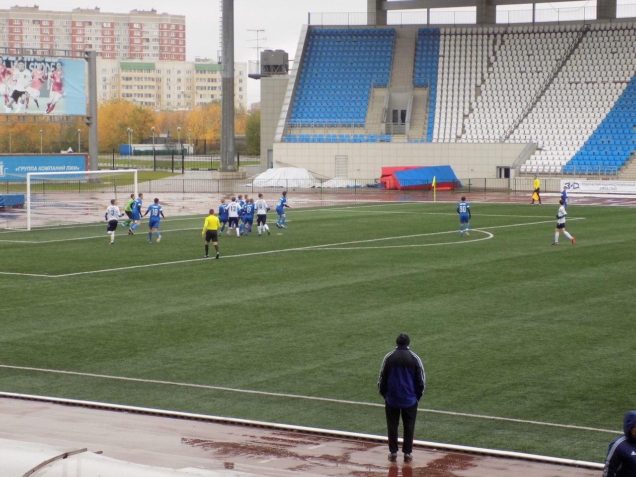 Команды СШ «Витязь» 2000 и 2002 г.р. в 20 туре Первенства России одержали две победы