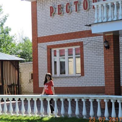Оксана Грибанова