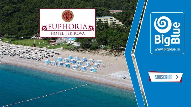 Euphoria Tekirova 5* Kemer - Turska