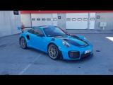 Самый крутой «911-й»: первый видеообзор Porsche 911 GT2 RS