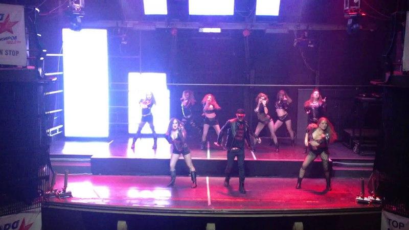 шоу лаборатории танцев PASHA-2309 1 действие 4 часть