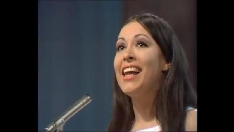 1968 Eurovision Song Contest - Winner_ Massiel, La la la (Spain)