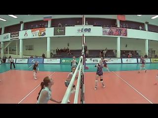 HIGHLIGHTS. Енисей — Сахалин Суперлига 2017-18. Женщины