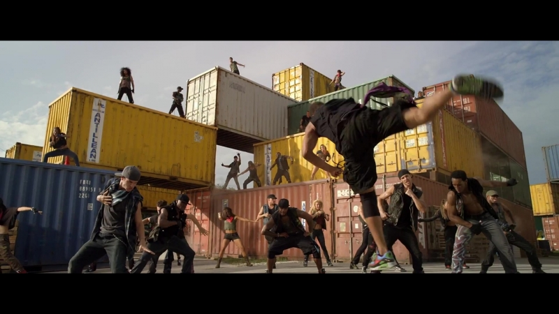 STEP UP REVOLUTION - We Are The Mob