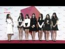 171202 GFRIEND @ Melon Music Awards Red Carpet