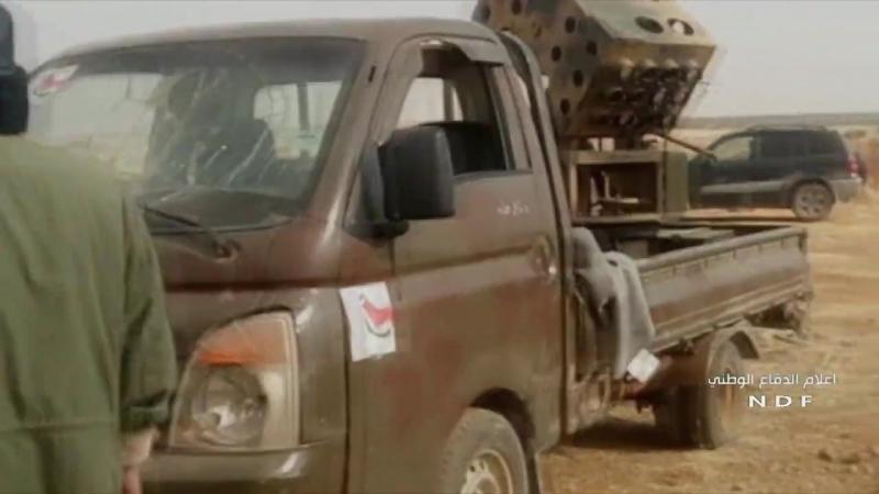 Операции Национальной обороны против опорных пунктов террористов Джебхат ан-Нусры в провинции Хама