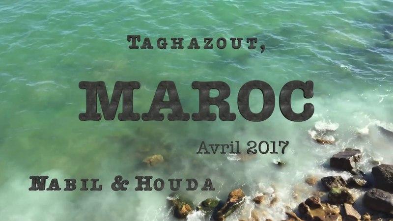 Maroc Taghazout Surf - PROG