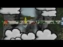 Тор Рагнарёк 8-битная версия финальной битвы на радужном мосту
