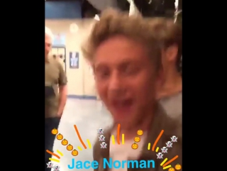 Jace via nickelodeon 's Snapchat story (October 20, 2017)