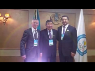 Asian Boxing Confederation wishes Happy Birthday to ASBC President Mr. Serik Konakbayev