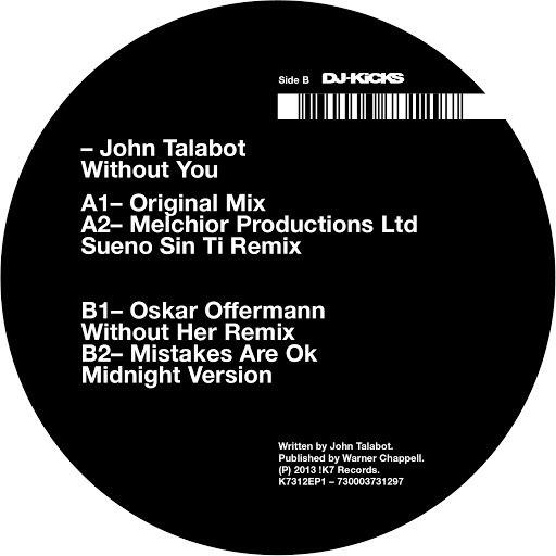 John Talabot альбом Without You
